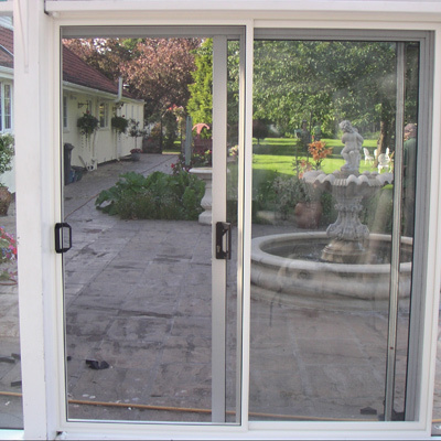 Pet Screens for a sliding door and bedroom windows in Northumberland
