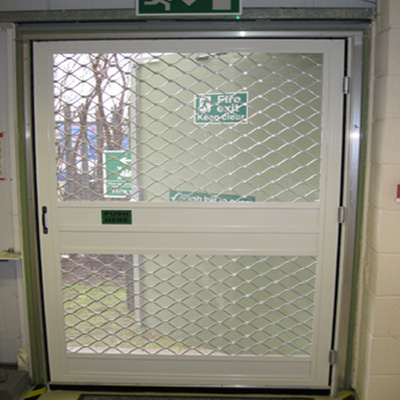 Fly Screens for Commercial Doors