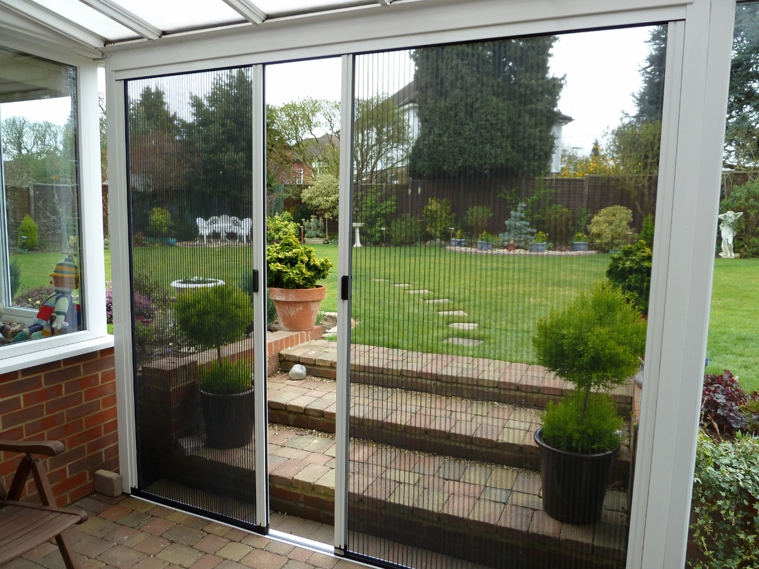 Fly Screens for Bi fold doors
