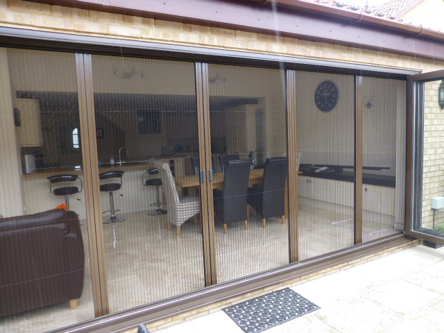 Fly Screens for Bi fold and Sliding doors